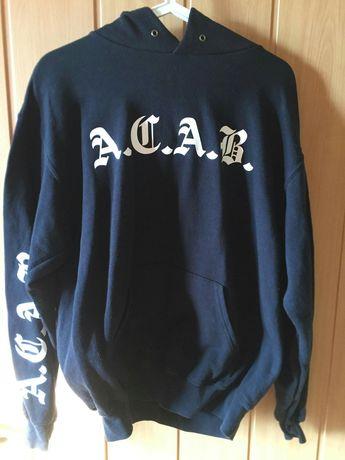 Bluza z kapturem A.C.A.B