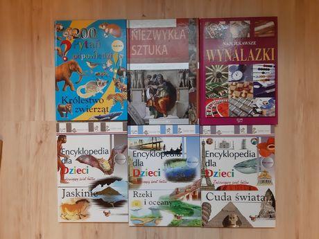 Encyklopedie dla dzieci, Niezwykła Sztuka i Najciekawsze Wynalazki