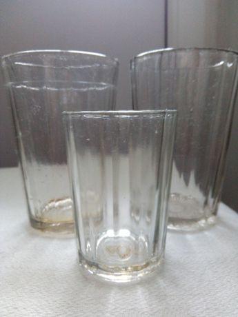 Продам  стаканы времен СССР