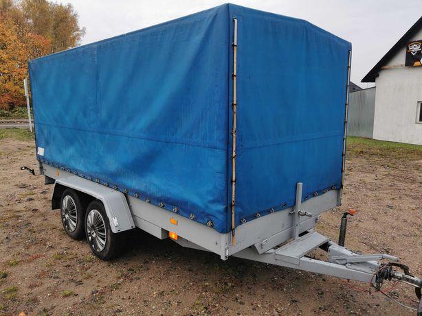 Przyczepa laweta wielorunkcyjna ciężarowa dmc 2000kg