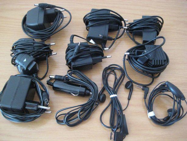 carregadores de telemovel