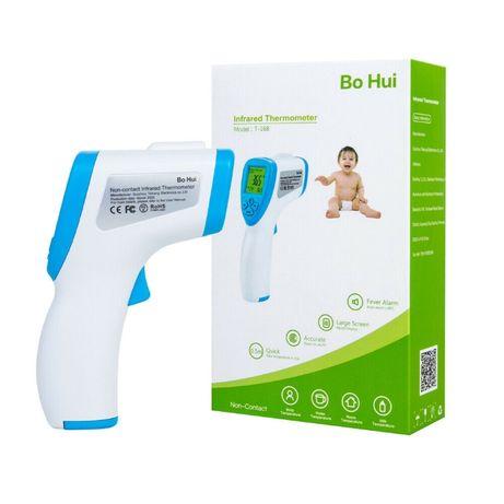 BoHui Termómetro infravermelhos digital sem contato corporal