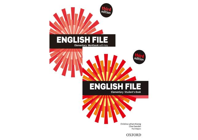 English File Elementary (3-rd edition)