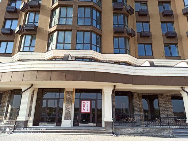 Аренда фасадных помещений от 50 до 120 м.кв. в ЖК София Нова