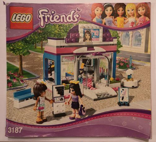 LEGO Friends 3187 - Salon piękności