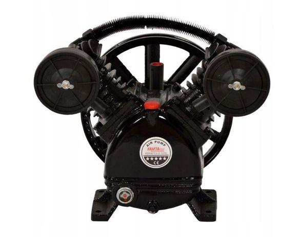 Pompa powietrza sprężarka kompresor olejowy 1,5kw