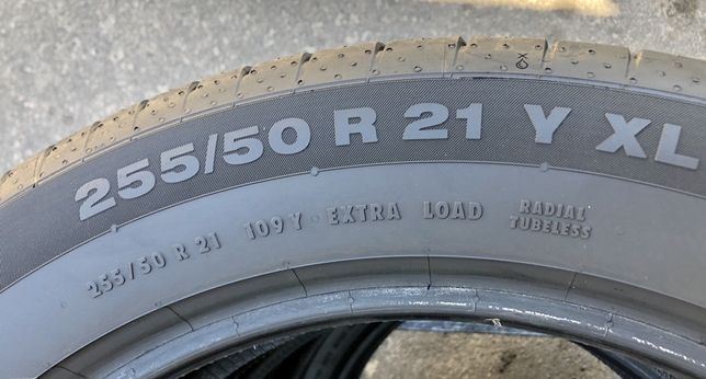 255/50 R21 Continental SportContact 5*  2шт