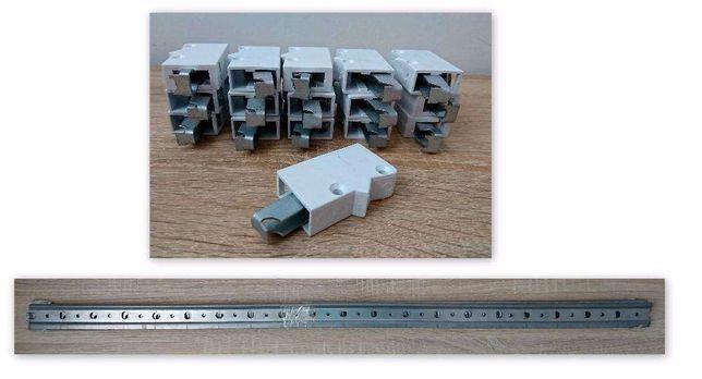 listwy meblowe montażowe z haczykami