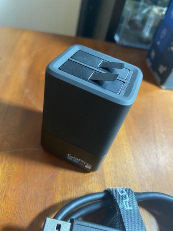 Carregador baterias GoPro 7 . Dual battery  charger
