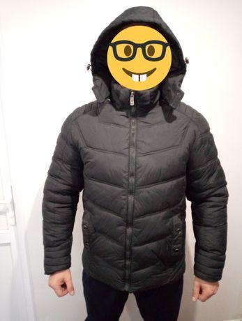 Курточкая мужская зимняя