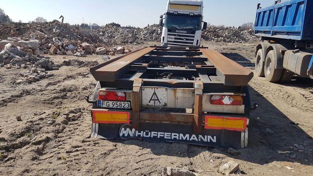 Sprzedam przyczepę ciężarową Hufferman