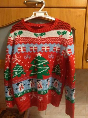 Sweter świateczny