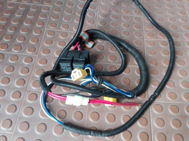 Cablagem Plug&Play Lâmpadas H4 100/90W - Alta Intensidade