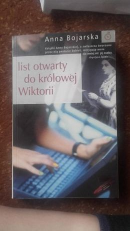 Anna Bojarska List otwarty do Wiktorii