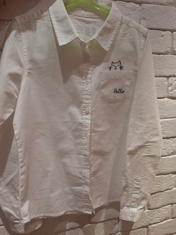 Koszula biała  Cool Club