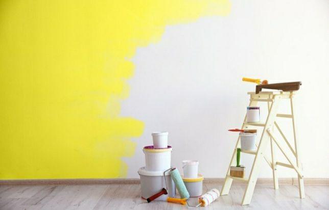 Remonty wykonczenia wnętrz malowanie DOLNY ŚLĄSK