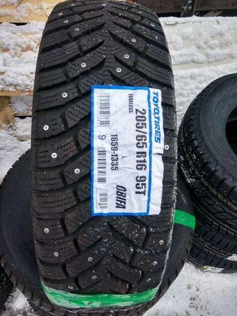 Зимние шины 205/65 R16 Toyo Ice-Freezer ШИП - РАССРОЧКА 0, НП -30%