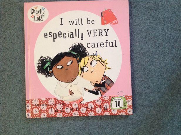 """Новая книга на английском языке серия """"Charlie and Lola"""""""