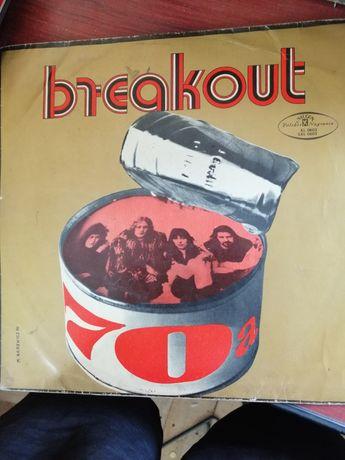 Breakout 5szt płyty winylowe
