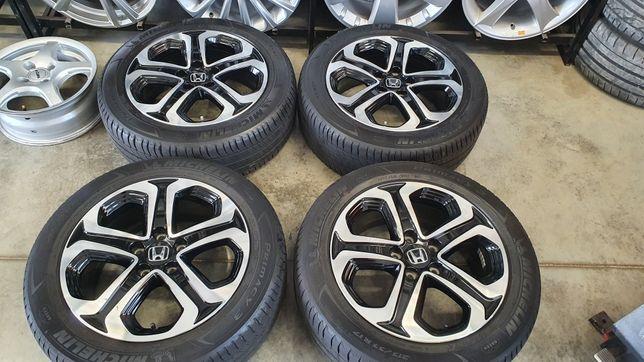 """Koła Lato 17"""" 5x114.3 Honda CHR  CR-V Accord 215/55R17 Michelin"""