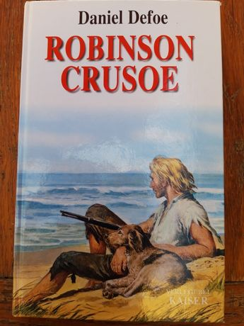 NOWA książka niemiecka Robinson Crusoe