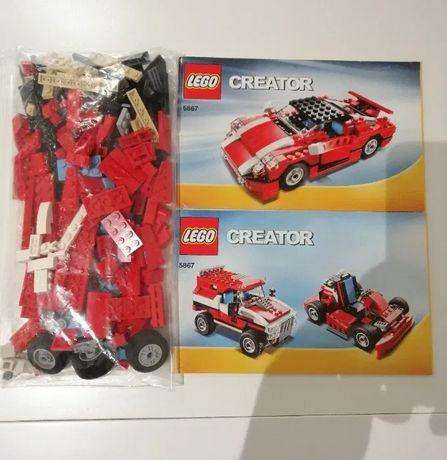 Lego Creator - 5867, 31070