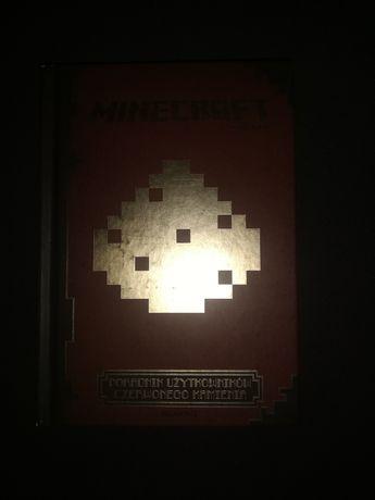Książka minecraft redstone