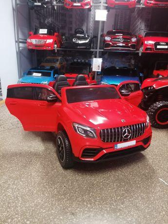 Promocja!! Największy 2 osobowy samochód pojazd na akumulator Mercedes