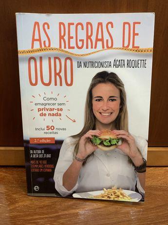 As regras de ouro da nutricionista Agata Roquette