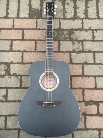Продам новую акустическую гитару Leoton 07