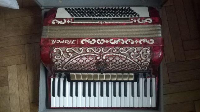 akordeon 120 basów niemiecki HORCH zadbany jedyny właściciel