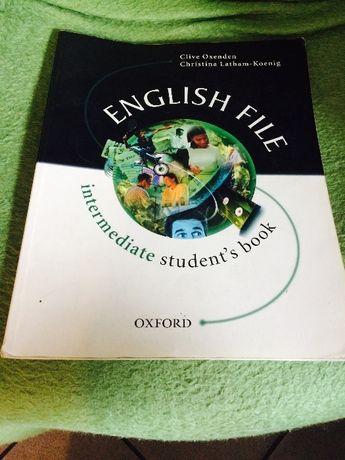 English file intermediate student's book Oxford