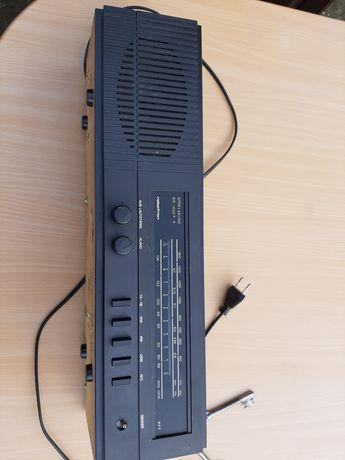 Stare radio urwane pokrętło