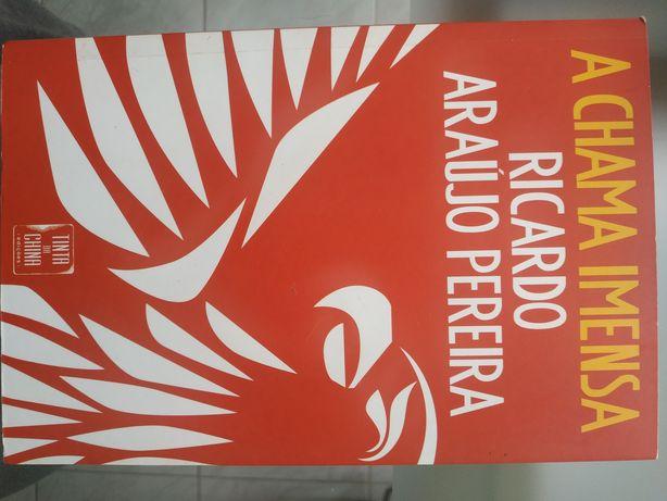 A Chama imensa de Ricardo Araújo Pereira