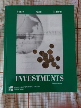 Investments fourth edition Bodie, Kane & Marcus