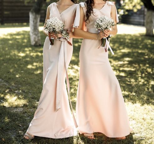 Плаття для дружок, випускні плаття, вечірні плаття (вказана ціна за 1)