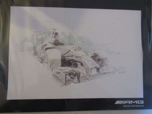 Oficial Mercedes AMG F1 W05 - Lewis Hamilton 44 Championship Winning.