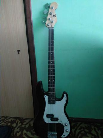 Gitara akustyczna Yamaha/ gitara basowa Sounder