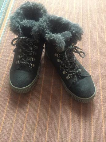 Ботинки для девочки Next, размер 36