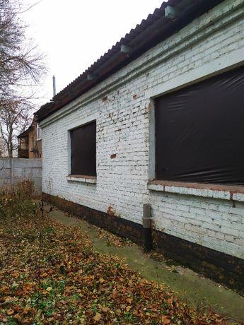 Продам дом под реконструкцию с участком.(GP)