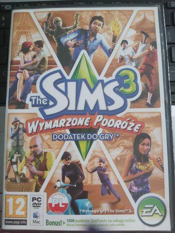 The Sims 3 PC Wymarzone Podróże Dodatek