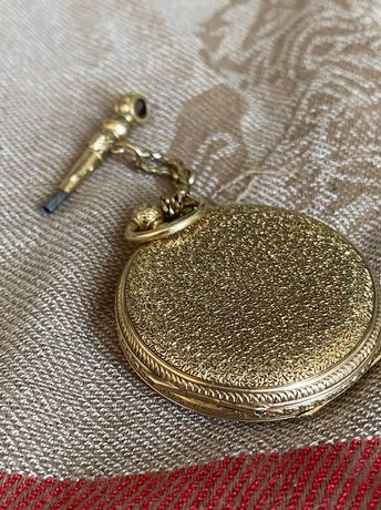 Золотые карманные часы patek  philipp