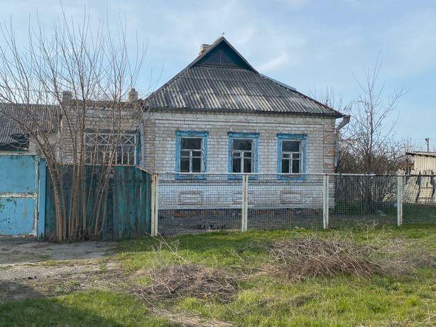 Продам  дом в Песчанке(уч. 64 сотки)