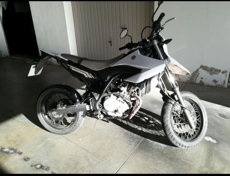 Yamaha WR X 125cc super motard