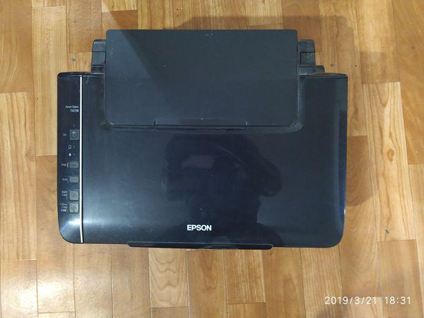 Продам принтера Epson vs Canon