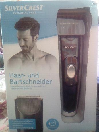 Аккумуляторная машинка для стрижки SILVERGREST Haar-und Bartschneider