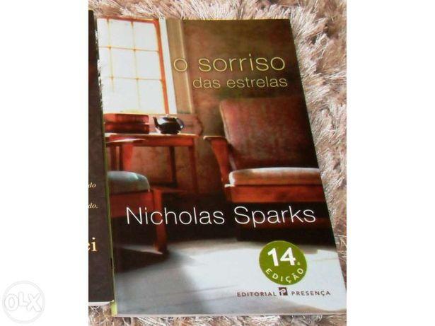O sorriso das estrelas de Nicholas Sparks