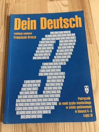 Dein Deutsch 3 Franciszek Grucza