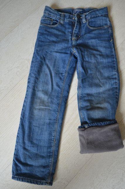 джинсы на флисе Old navy на 5-6 лет