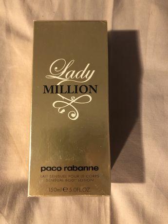Body Lotion Lady Million 150 ml Paco Rabanne